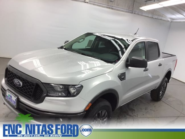 New 2019 Ford Ranger XLT Truck for sale in Encinitas, CA