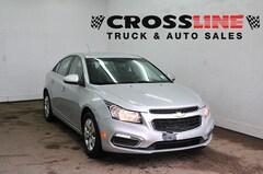 2015 Chevrolet Cruze LT 1LT Sedan