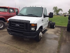 2010 Ford E-Series Chassis E 450 SD 2dr Commercial/Cutaway/Chassis 158 176 in Chassis