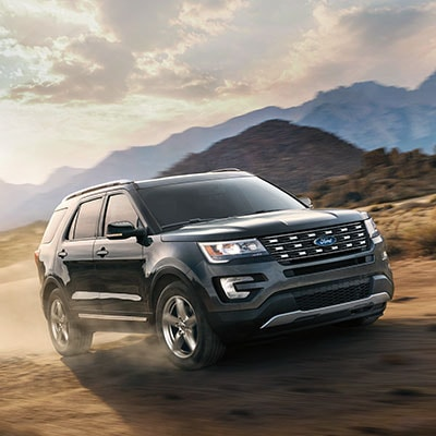 2017 Ford Explorer in Hinton, OK