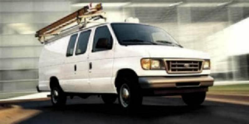 2005 Ford Econoline 250 Base Cargo Van