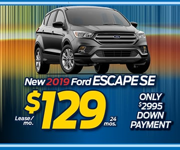 Ford Escape Lease Deals >> Ford Escape Specials Englewood Nj Near Nyc