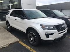 2019 Ford Explorer Sport SUV 1FM5K8GT3KGA35121