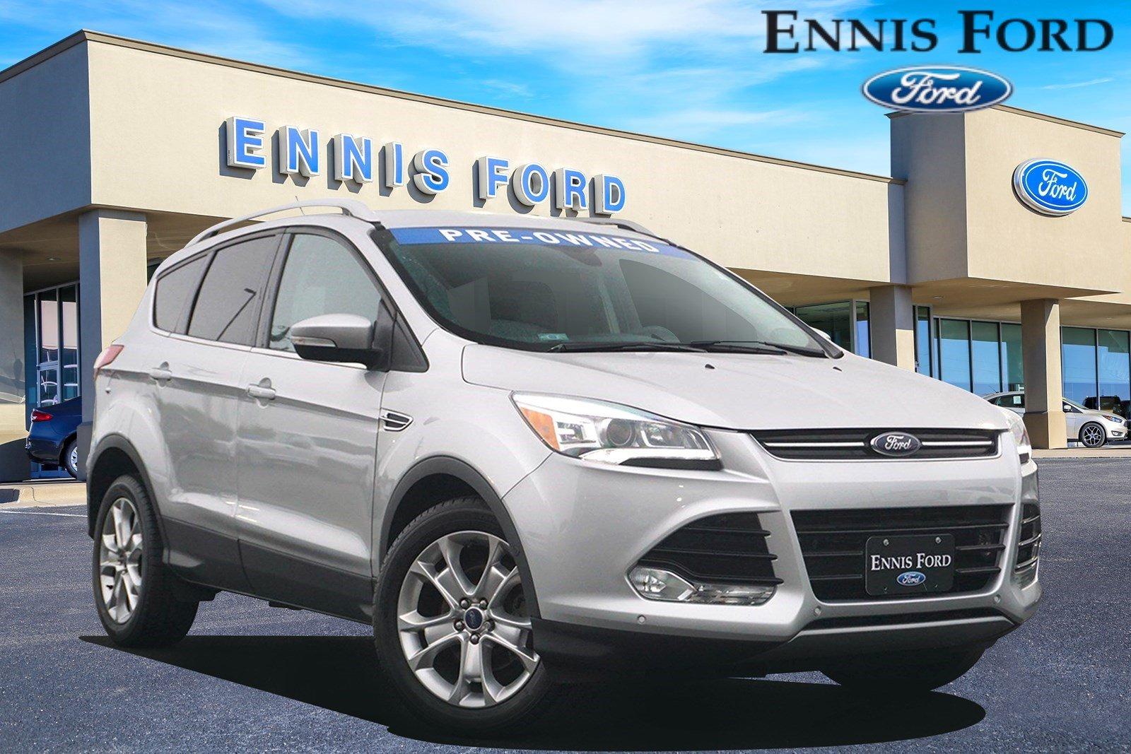 2016 Ford Escape Titanium FWD  Titanium