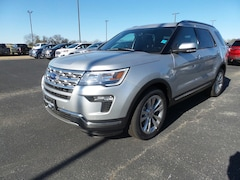 2019 Ford Explorer Limited Limited FWD