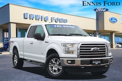 2015 Ford F-150 XLT Extended Cab Truck