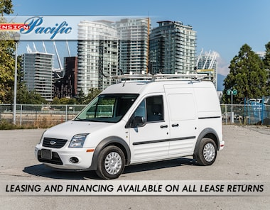 2012 Ford Transit Connect XLT w/o Rear Door Glass Van Cargo Van