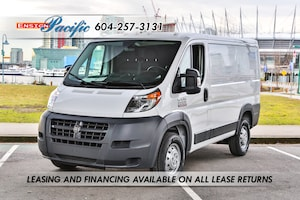 2018 Ram ProMaster 1500 LOW ROOF 136 INCH WB