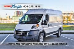2018 Ram ProMaster 2500 HIGH ROOF 136 INCH WB Van Cargo Van