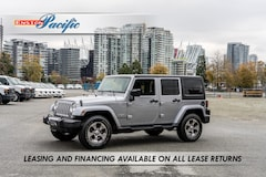 2017 Jeep Wrangler JK Unlimited Sahara 4X4 - 4 Door SUV