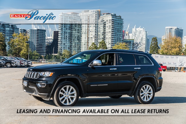 2017 Jeep Grand Cherokee 2017 Jeep Grand Cherokee - 4WD 4dr Limited SUV