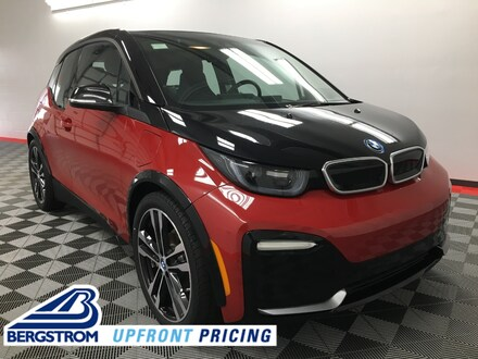 2018 BMW i3 with Range Extender 94Ah s Sedan