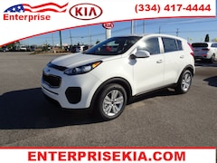 new 2019 Kia Sportage LX SUV for sale near Montgomery