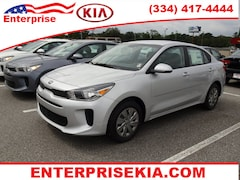 new 2020 Kia Rio LX Sedan for sale near montgomery