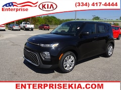 new 2021 Kia Soul LX Hatchback for sale near montgomery