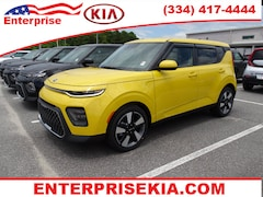 new 2020 Kia Soul EX Hatchback for sale near montgomery