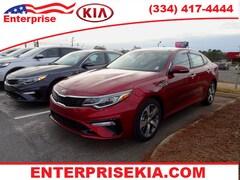 new 2019 Kia Optima S Sedan for sale near Montgomery