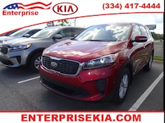new 2019 Kia Sorento 2.4L LX SUV for sale near montgomery