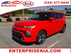 new 2021 Kia Soul GT-Line Hatchback for sale near montgomery