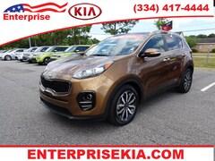2017 Kia Sportage EX SUV for sale near montgomery