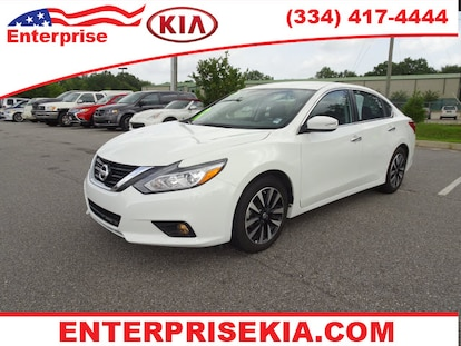 Used 2018 Nissan Altima For Sale in Enterprise| VIN