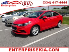 2018 Chevrolet Cruze LT Auto Sedan for sale near montgomery