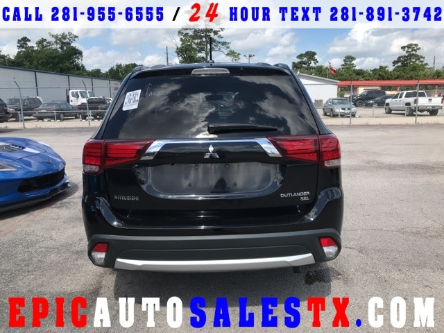 Used 2016 Mitsubishi Outlander For Sale at Epic Auto Sales   VIN