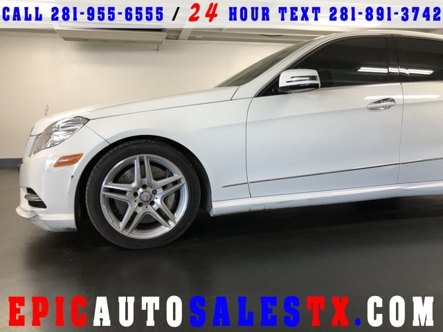 Used 2013 Mercedes-Benz E-Class For Sale at Epic Auto Sales