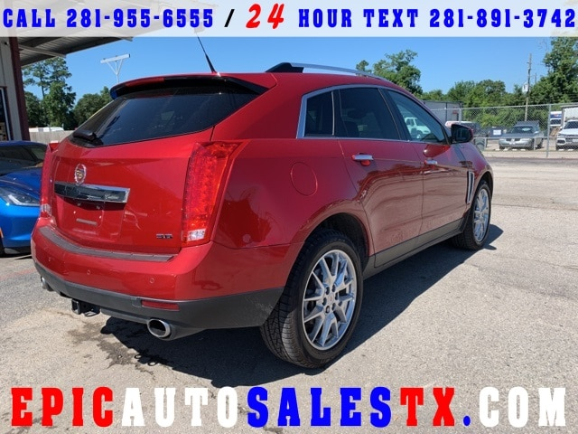 Used 2013 CADILLAC SRX For Sale at Epic Auto Sales | VIN