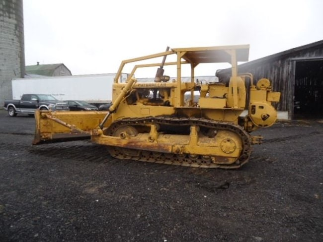 Used 1971 CATERPILLAR D6C For Sale at EquipMTL | VIN: