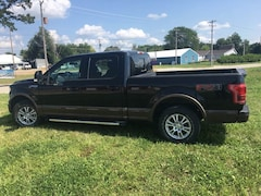 2016 Ford F-150 Lariat 4x4 4dr Supercrew 6.5 ft. SB Pickup Truck