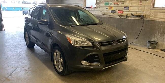 2015 Ford Escape Titanium AWD 4dr SUV SUV