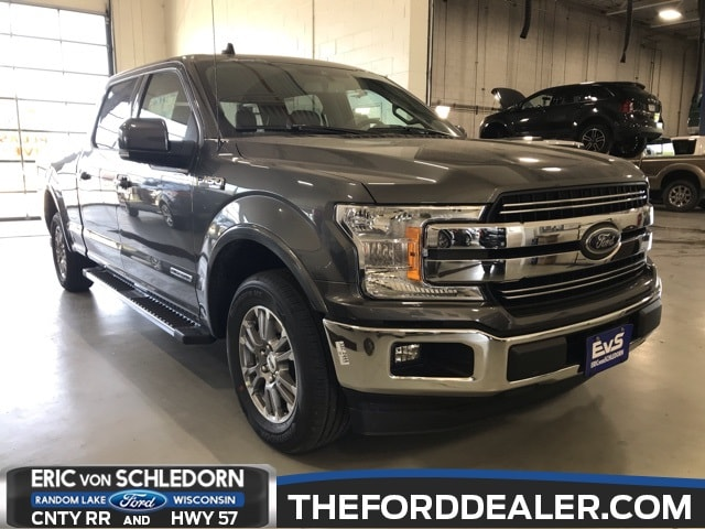 Ernie Von Schledorn >> New Ford Inventory Eric Von Schledorn Ford In Random Lake