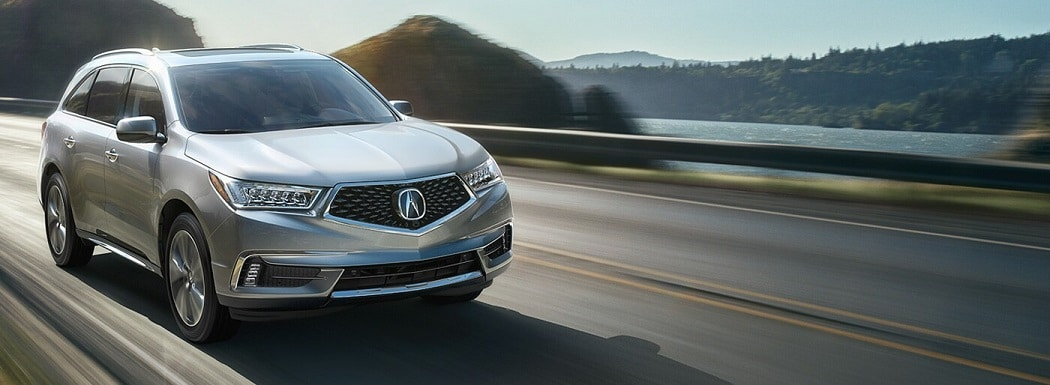 Experience The 2019 Acura MDX - Erin Mills Acura