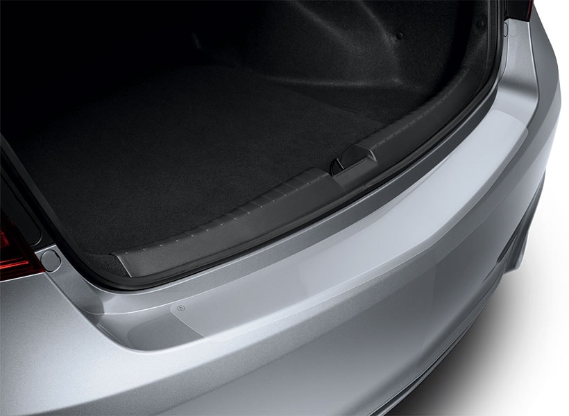 Rear Bumber Applique - Acura ILX