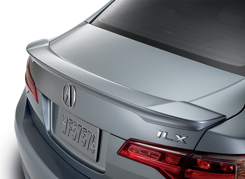 Rear Deck Lid Spoiler - Acura ILX