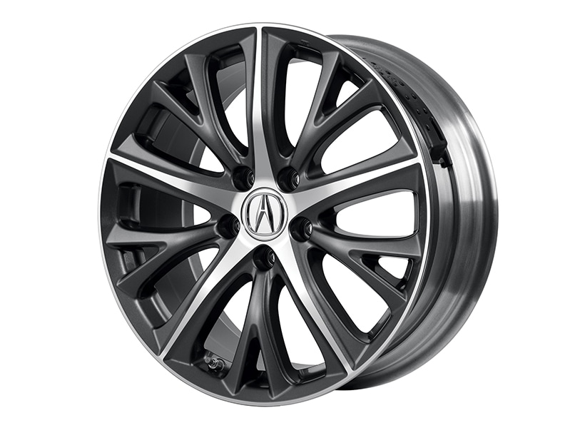 Diamond Cut Alloy Wheel - Acura ILX