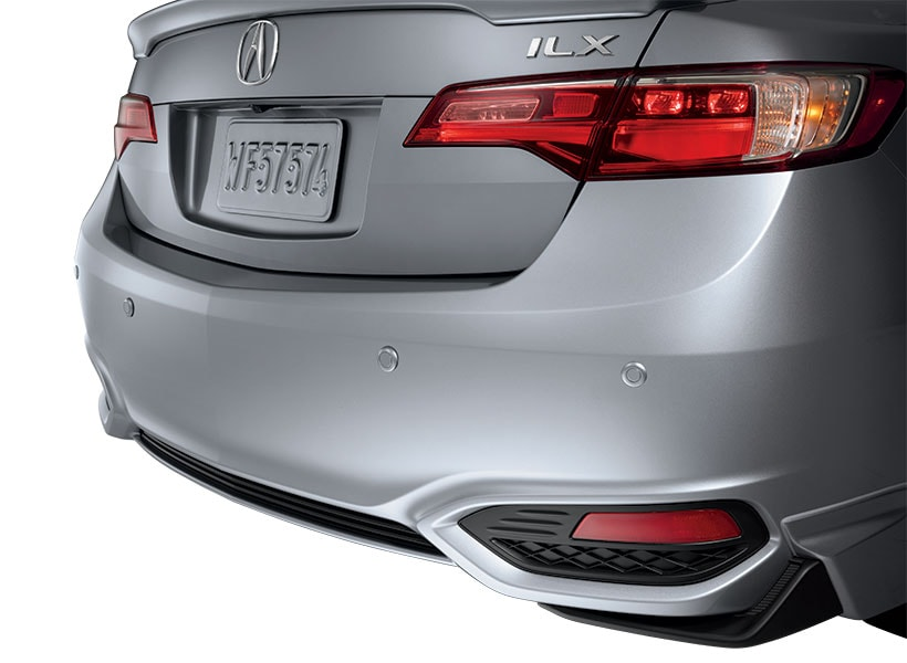 Rear Back-Up Sensors - Acura ILX