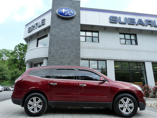 Used 2015 Chevrolet Traverse 2LT SUV for sale in Stroudsburg, PA