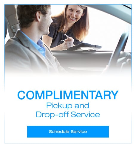 Complimentary Pickup and Drop-off Service