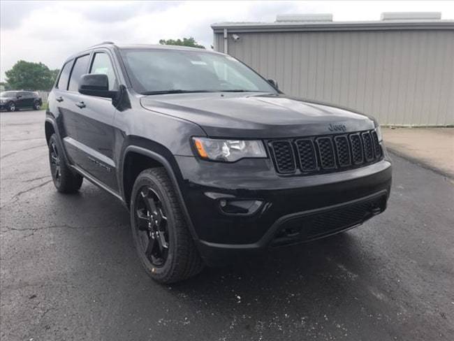 2018 Jeep Grand Cherokee UPLAND 4X4 Sport Utility for sale in Troy OH