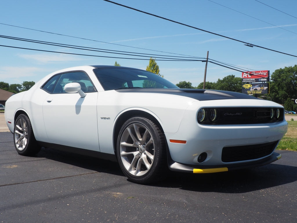 New 2020 Dodge Challenger R T 50th Anniversary Coupe
