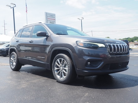 2020 Jeep Cherokee LATITUDE LUX FWD Sport Utility