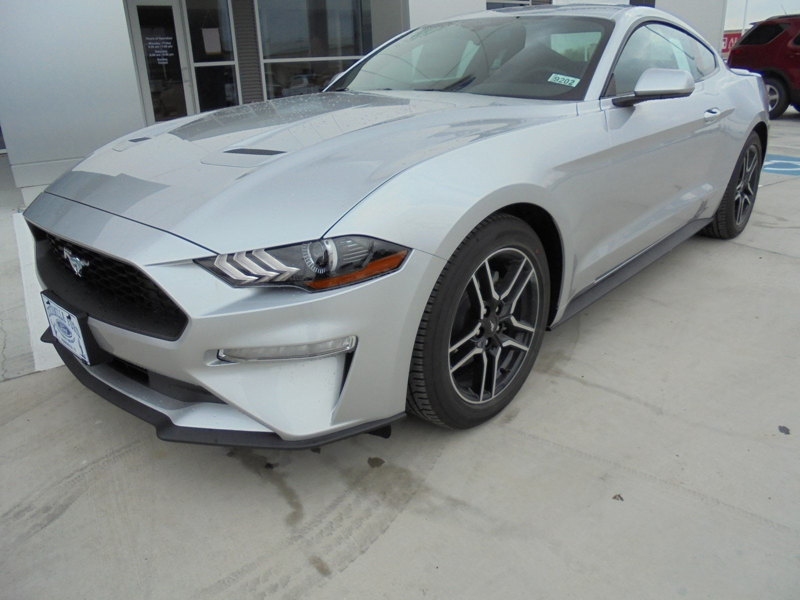 2019 Ford Mustang MUSTANG ECOBOOST COUPE Coupe