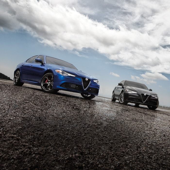 New Alfa Romeo Giulia near Dallas-Fort Worth, TX