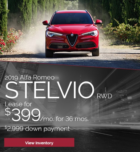 Stelvio Lease Special in Hurst, TX