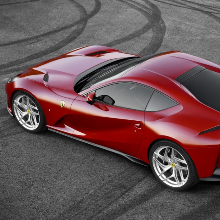Essence Certified Used Ferrari vehicles in Hurst, TX