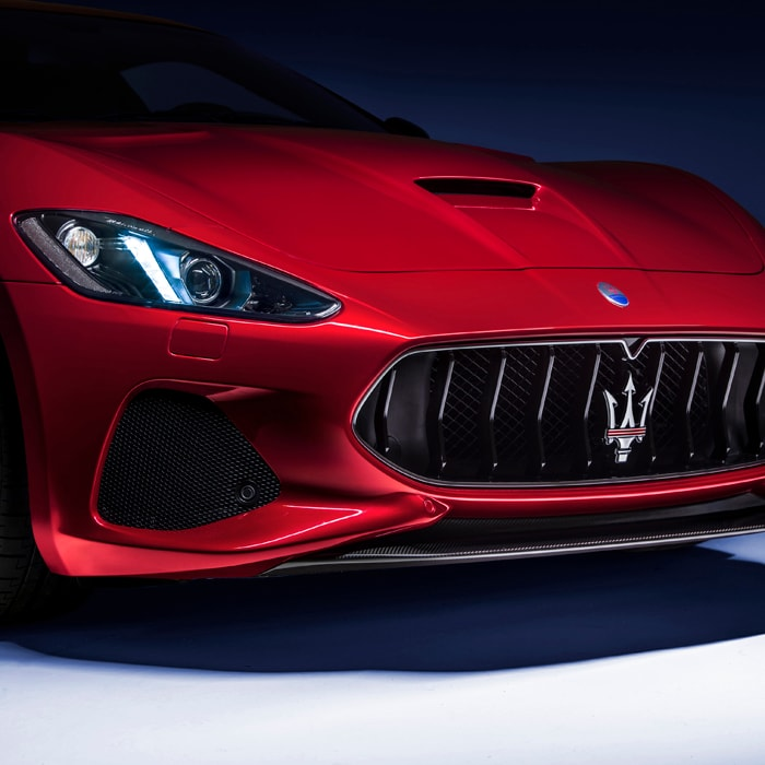 New Maserati GranTurismo near Dallas-Fort Worth, TX