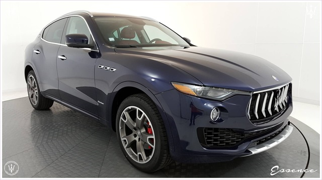 2018 maserati levante changes. simple changes 2018 maserati levante granlusso suv throughout maserati levante changes