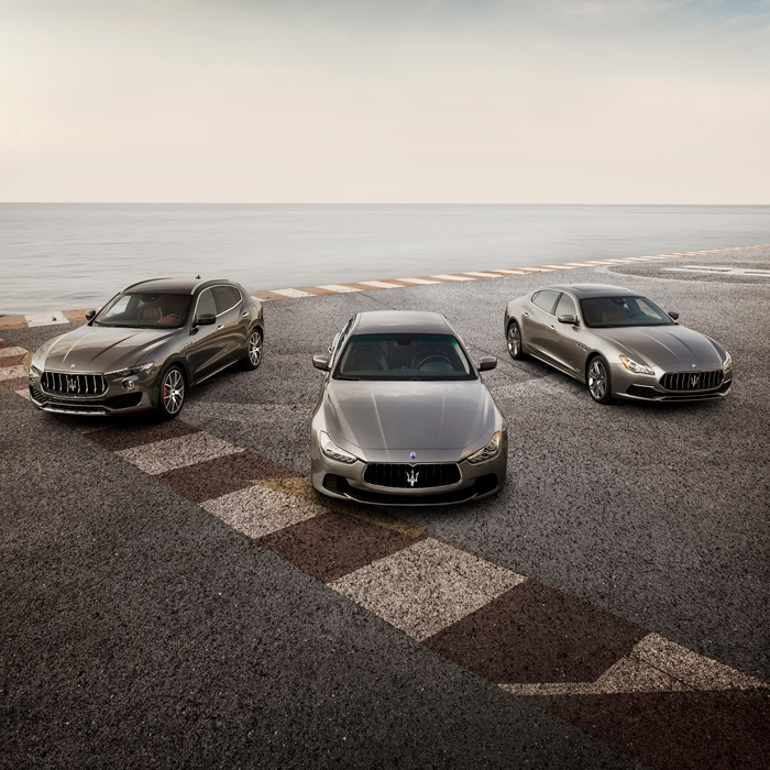 Maserati Premium Prepaid Scheduled Maintenance near Dallas-Fort Worth, TX